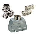 Contact 10-Pol Stecker kpl. male « Conector Multipin