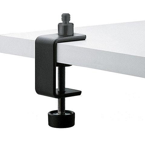 K&M 237s Table Clamp black