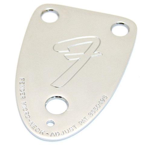 Fender 70er  F  chrom, 3-loch