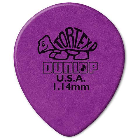 Dunlop Tortex TearDrop 1,14mm (72Stck)