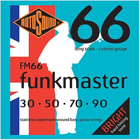 Rotosound Funkmaster 030-090