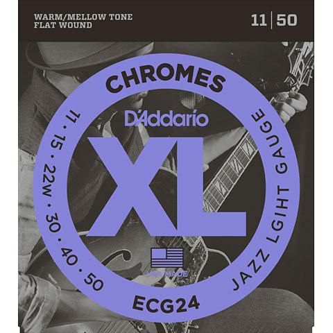 D'Addario ECG24 Chromes .011-050