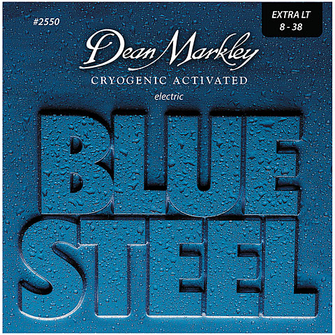 Dean Markley Blue Steel 008-038 X-light