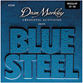 Cuerdas guitarra eléctr. Dean Markley Blue Steel 010-046 regular