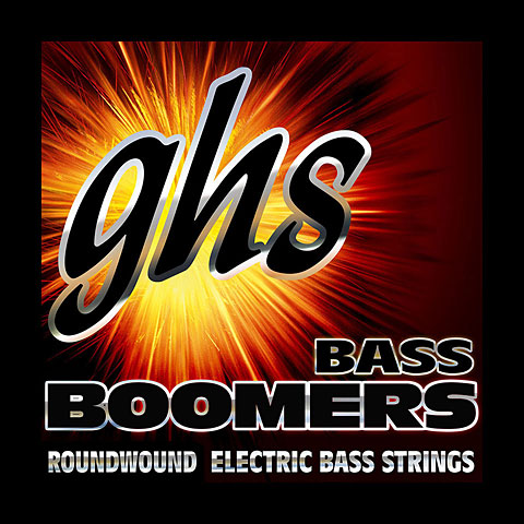 GHS Boomers 030-126, 3045-6ML