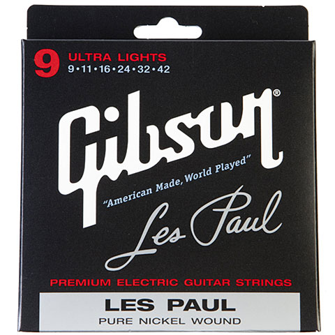 Gibson GLP 9, 009-042 Les Paul