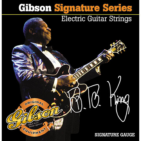 Gibson Signature GBBS, 010-054 B.B.King