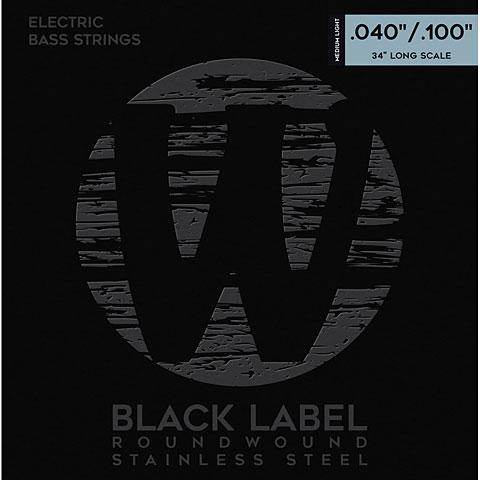 Warwick BlackLabel 040-100, 4-string
