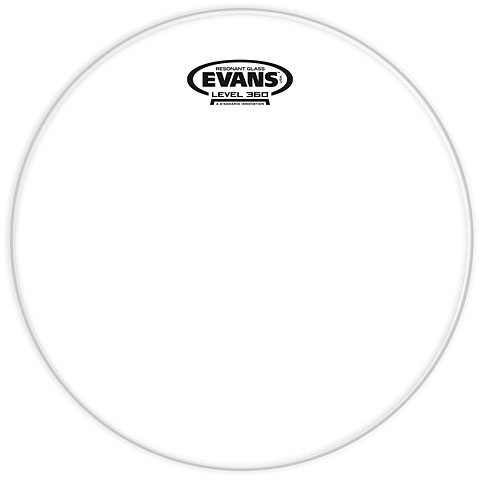 Evans Resonant Clear TT14RGL