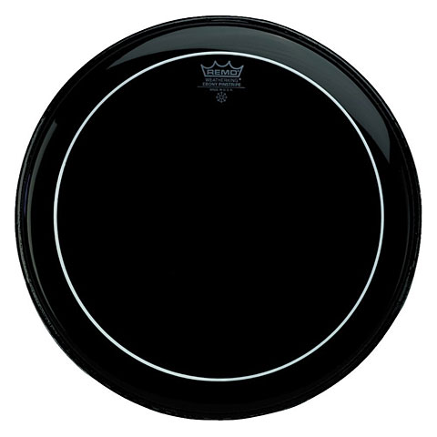 Remo Pinstripe Ebony ES-0606-PS