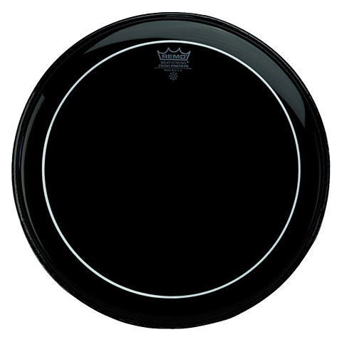Remo Pinstripe Ebony ES-0618-PS