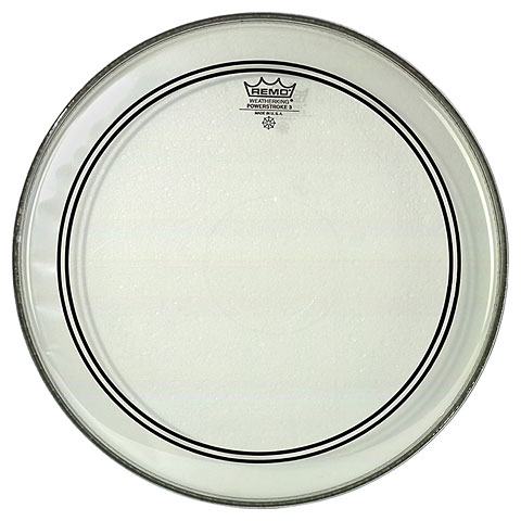 Remo Powerstroke 3 Clear P3-1320-C2