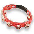 Pandereta Latin Percussion Cyclop LP151 Steel Jingles Tambourine