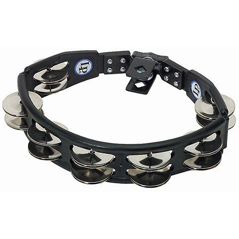 Latin Percussion Cyclop LP160 Steel Jingles Mountable Tambourine