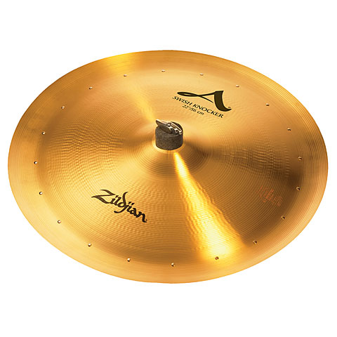 Zildjian A 22  Swish-Knocker