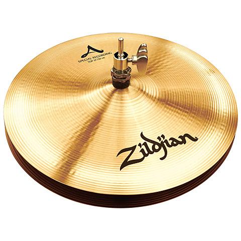 Zildjian A 12  Special Recording HiHat