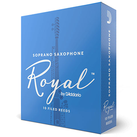 Rico Royal Sopransax 3,5
