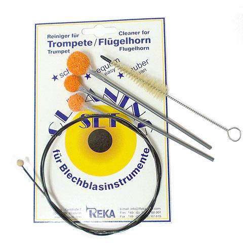 Reka Cleaning-Set Trompete/Flügelhorn