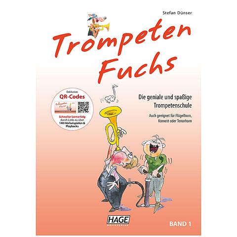 Hage Trompeten-Fuchs Bd.1