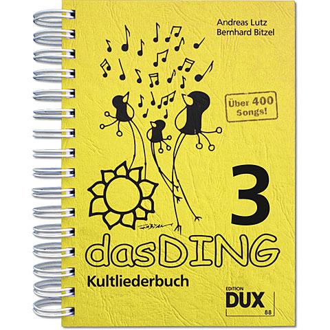Dux Das Ding 3 - Kultliederbuch