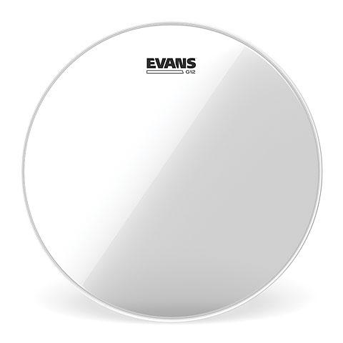 Evans Genera G12 Clear TT18G12