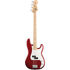 Fender Standard Precision Bass MN Candy Apple Red « Bajo eléctrico