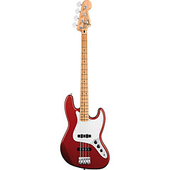 Fender Standard Jazzbass MN Candy Apple Red « Bajo eléctrico