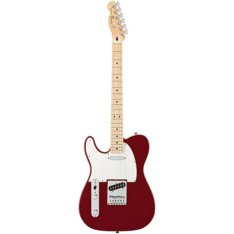 Fender Standard Telecaster LH MN CAR