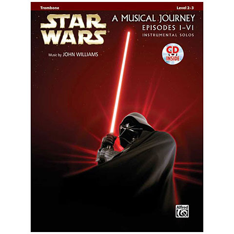 Warner Star Wars - A Musical Journey Episode I-VI