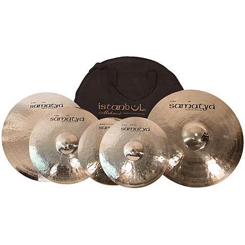Istanbul Mehmet Samatya Cymbal Set 1-18