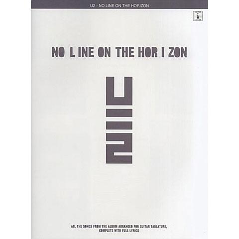 Music Sales U2 - No Line on the Horizon