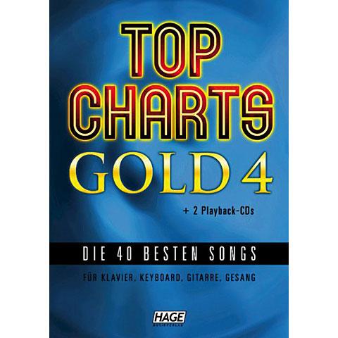 Hage Top Charts Gold 4