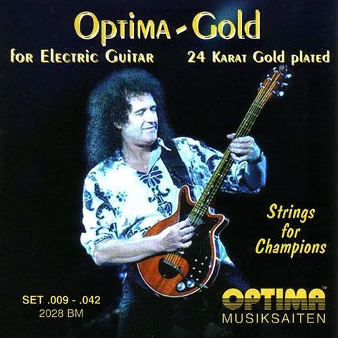Optima Brian May, 009-042