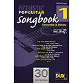Dux Acoustic Pop Guitar Songbook 1 « Libro de partituras