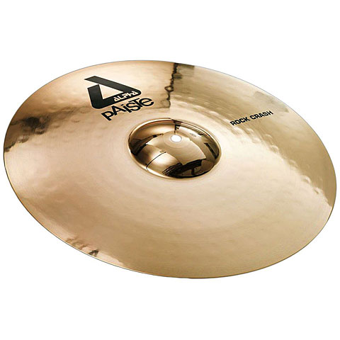 Paiste Alpha Brilliant 20  Rock Crash