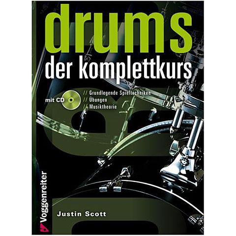 Voggenreiter Drums - der komplettkurs