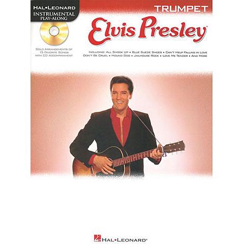 Hal Leonard Elvis Presley For Trumpet
