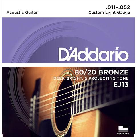 D'Addario EJ13 .011-052