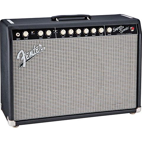 Fender Super Sonic 22 BLK