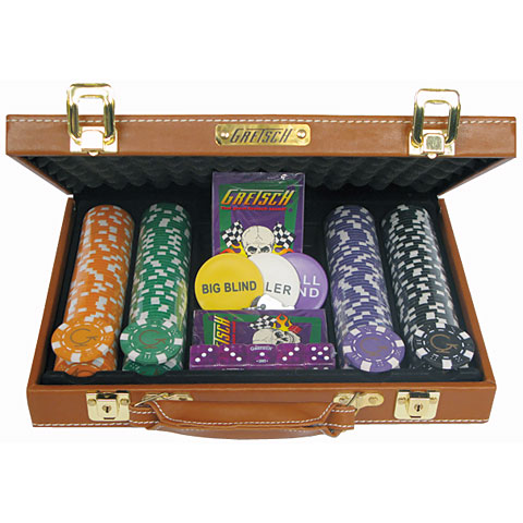 Gretsch Poker Set