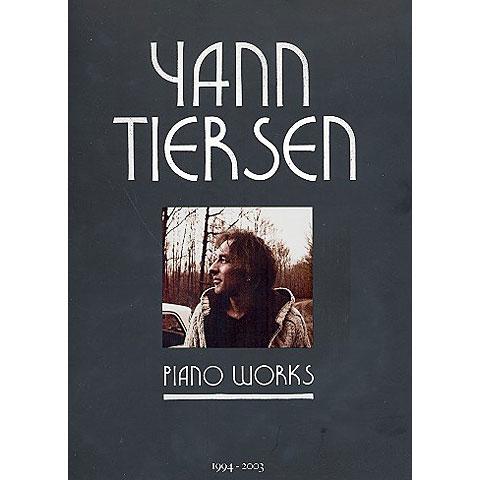 Music Sales Yann Tiersen - Piano Works