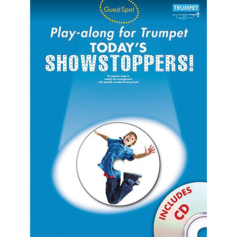Music Sales Guest Spot Today's Showstoppers