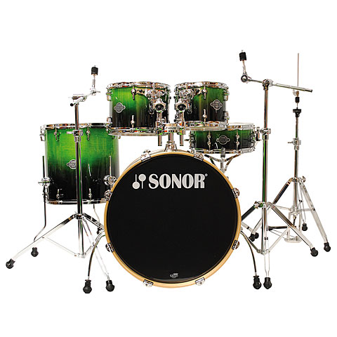 Sonor Essential Force SEF 11 Studio Green Fade
