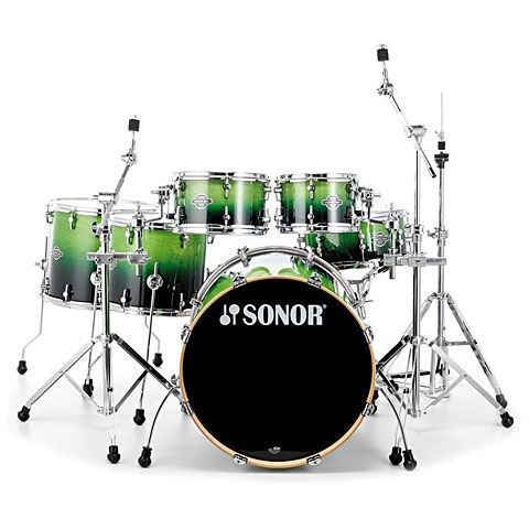 Sonor Essential Force ESF 11 Stage S Drive Green Fade