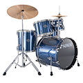 Sonor Smart Force Xtend SFX 11 Combo Brushed Blue « Batería