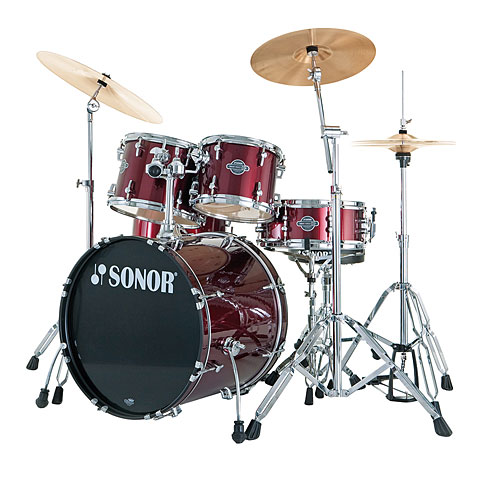 Sonor Smart Force Xtend SFX 11 Stage 2 Wine Red