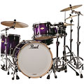 Batería Pearl Masters Custom Maple MCX924XFP #369 Purple Sparkle Burst