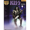 Play-Along Hal Leonard Bass Play-Along Vol.27 - Kiss