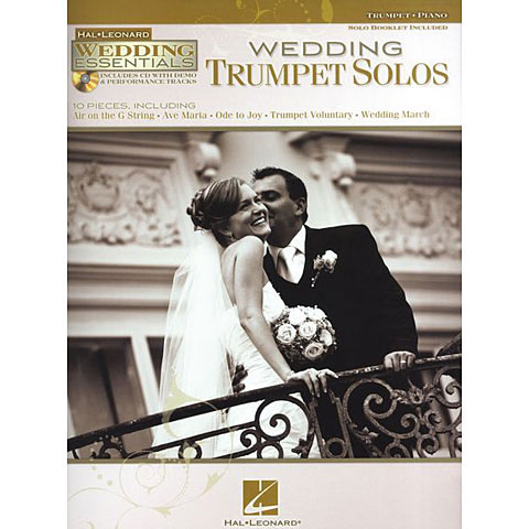 Hal Leonard Wedding Trumpet Solos