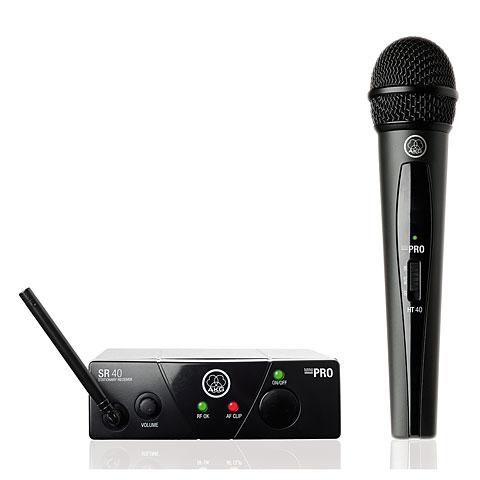 AKG WMS 40 Mini-Vocal-ISM2